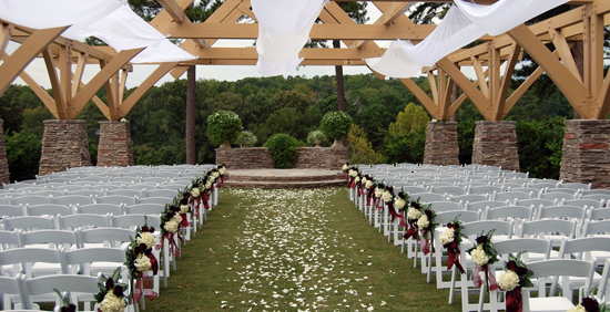 Outdoor wedding ceremony shadi pictures for Outdoor wedding ceremony venues