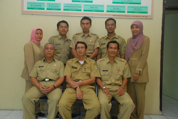Pimpinan &Personil Disduk Capil Kab. Cirebon