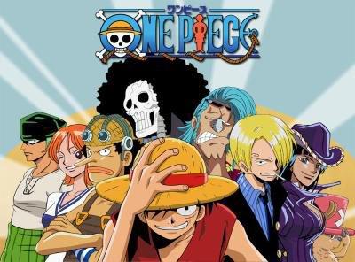 One Piece kai affiche