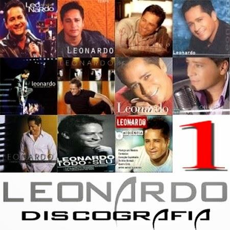 (NOVO LINK) LEONARDO - DISCOGRAFIA Parte 01