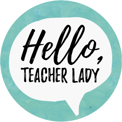 Hello, Teacher Lady