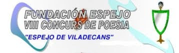 VIII Concurs de Poesia 'Espejo de Viladecans'