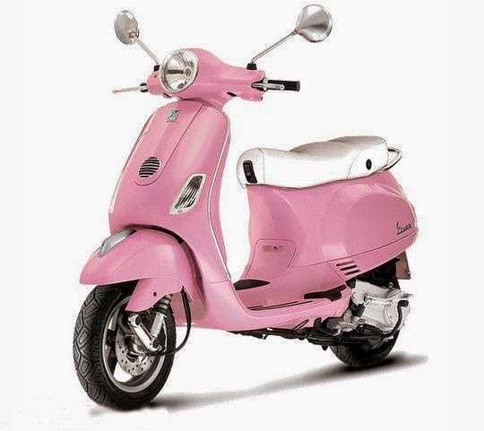"Vespa Elegante 125 CC ""Girls Favorite"" Launching In India"