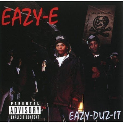 Eazy-E – Eazy-Duz-It (CD) (1988) (FLAC + 320 kbps)