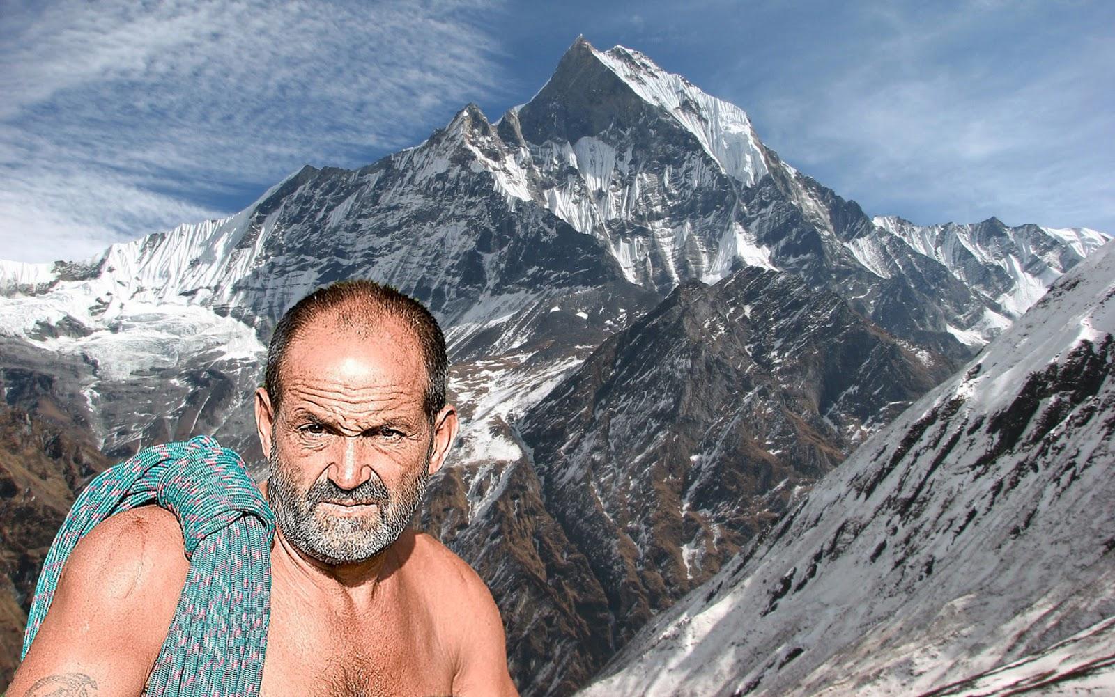 Juanito Oiarzabal - famous mountain climbers