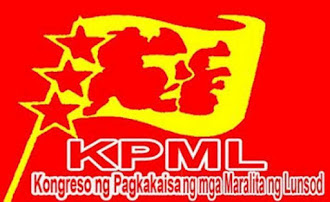KPML is a member org of Sanlakas