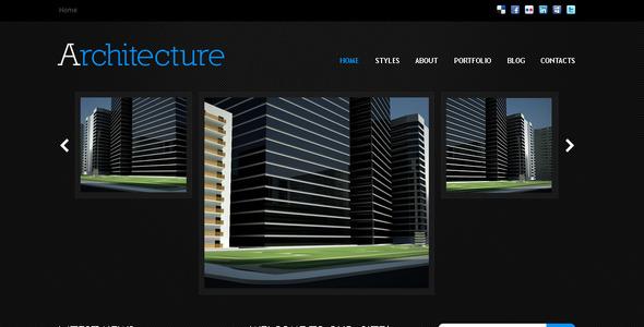 Architecture Wordpress Theme3