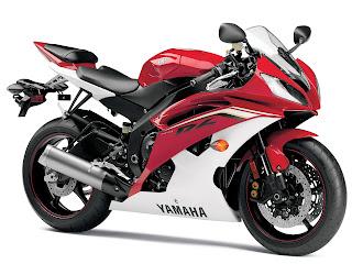 Gambar Motor 2013 Yamaha YZF-R6 4