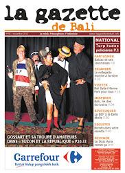 La Gazette de Bali novembre 2012
