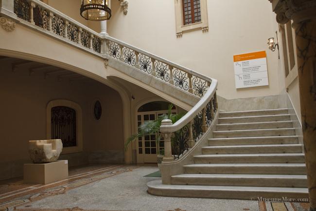 Museumsmore museu fundacion juan march palma de mallorca for Oficinas banca march palma
