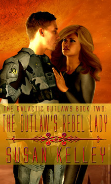 The Outlaw's Rebel Lady