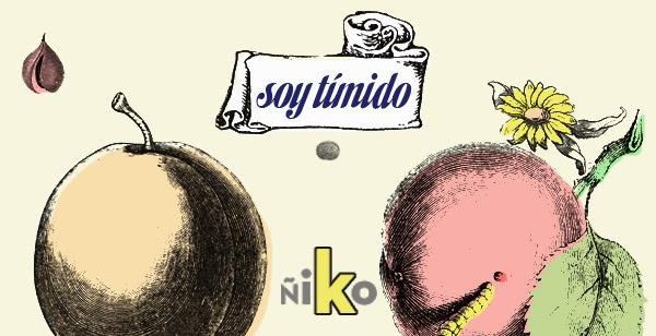 soy tímido pero me defiendo / el blog de Antonio Pérez ÑIKO