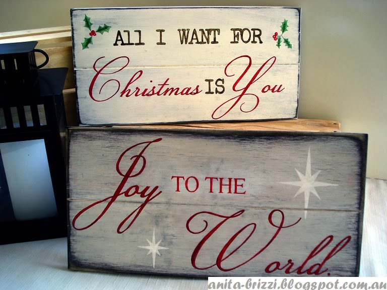 Inspired Passions Christmas Signs New Artwork