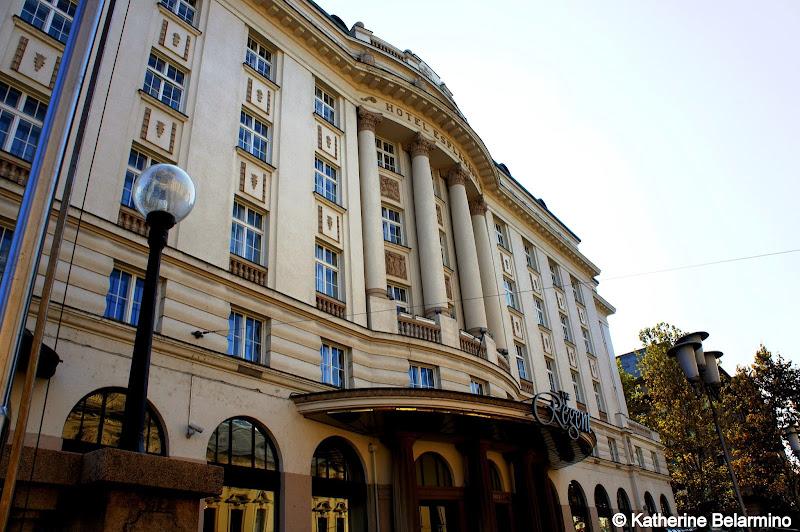 Regent Esplanade Zagreb Croatia