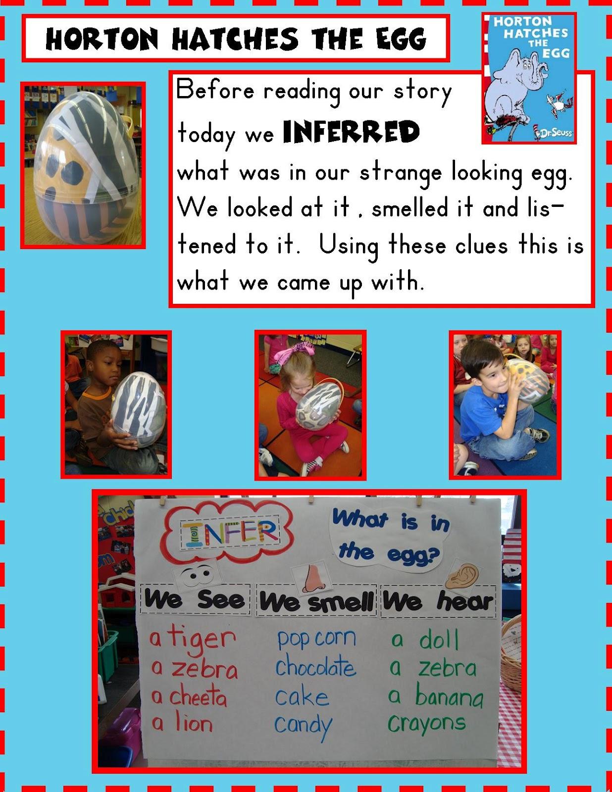 Golden Gang Kindergarten: Dr. Seuss with free activity sheet
