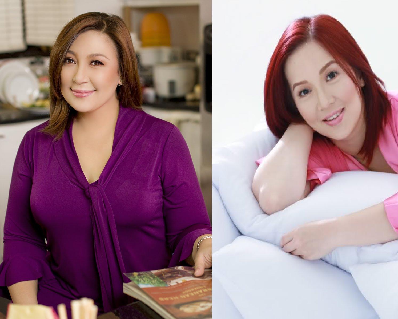 Sharon Cuneta and Kris Aquino