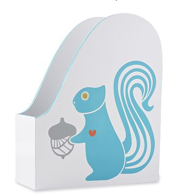 Jonathan Adler Squirrel magazine holder