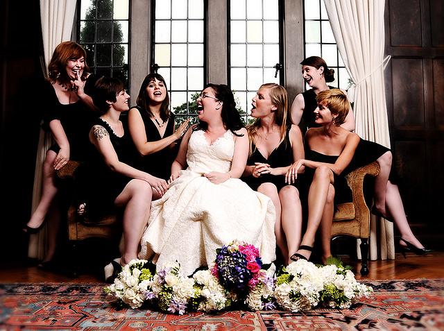 Bridesmaid Dresses for a Formal Wedding