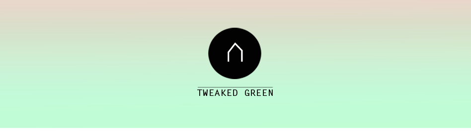 Tweaked Green