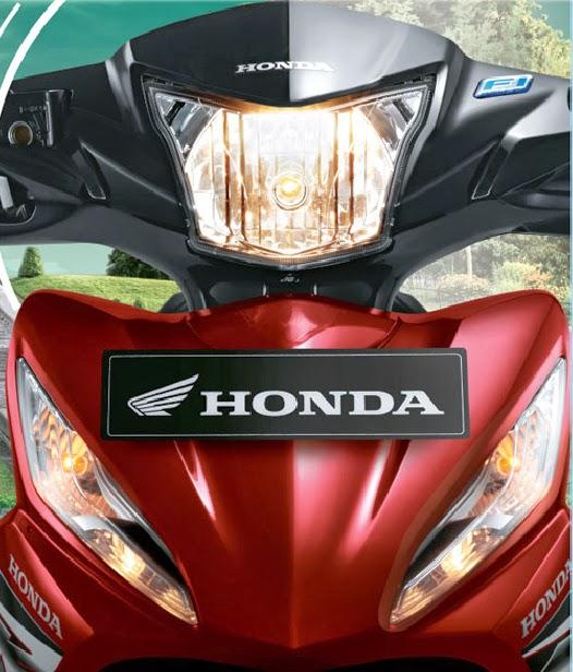 Pilihan Warna New Honda Revo FI