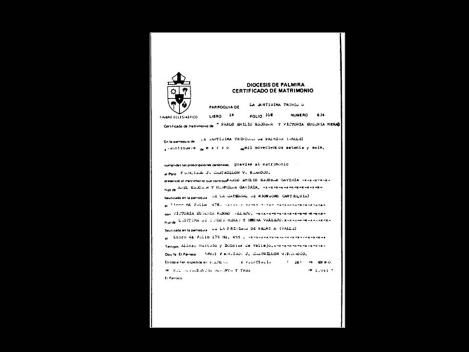 Proyecto Pablo Escobar: Matrimonio de Pablo Escobar. 1976