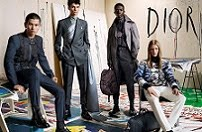 DIOR HOMME AW2019 AD CAMPAIGN