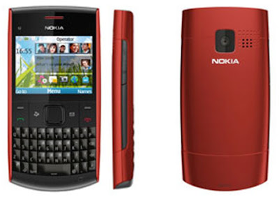 Nokia X2-01 ponsel Qwerty Musik murah - Berita Handphone