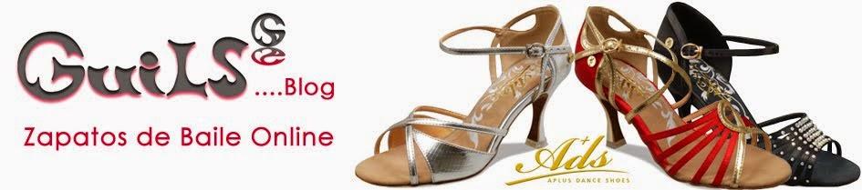 Zapatos de Baile de Salón Online