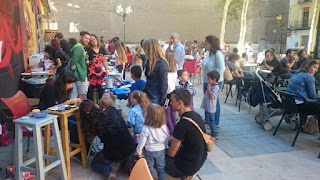 Educadores en Lucha celebra una jornada festiva para continuar la lucha