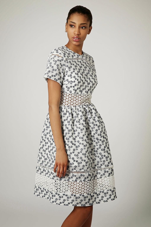 topshop daisy dress, airtex dress, daisy prom dress,