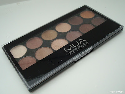 "Makeup Academy - Eyeshadow Palette ""Heaven and Earth"""