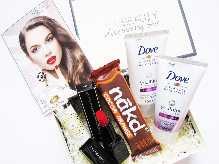 You Beauty Discovery Box - March 2015 review