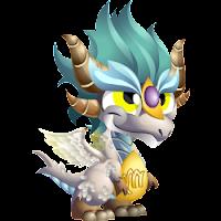 Dragón zodiaco virgo