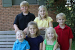 Six of our Grands!