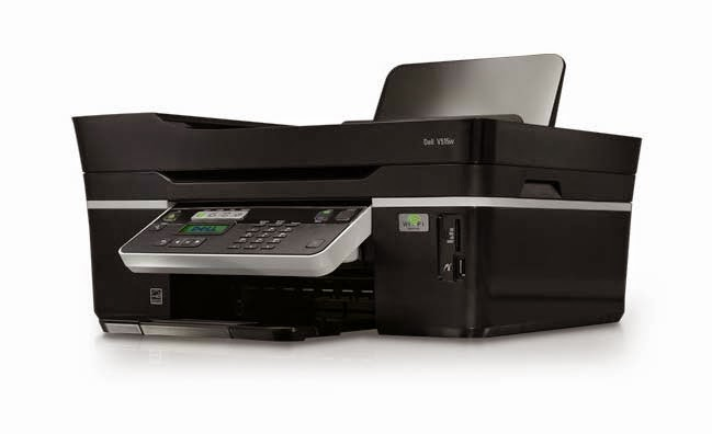 Download Dell V515w All In One Wireless Inkjet Printer drivers