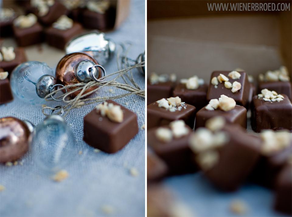 Haselnuss-Noisette-Praline / Hazelnut nougat chocolate [wienerbroed.com]