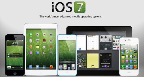 The iOS 7 Changes