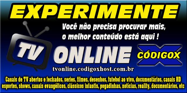 TV ONLINE CODIGOX