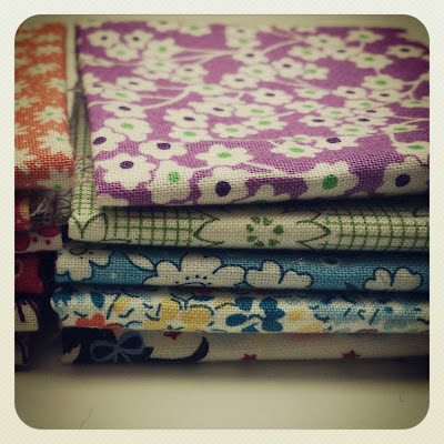 ByHaafner. fabric, retro,