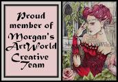 Admin/Co-Ordinator DT for Morgan's Artworld