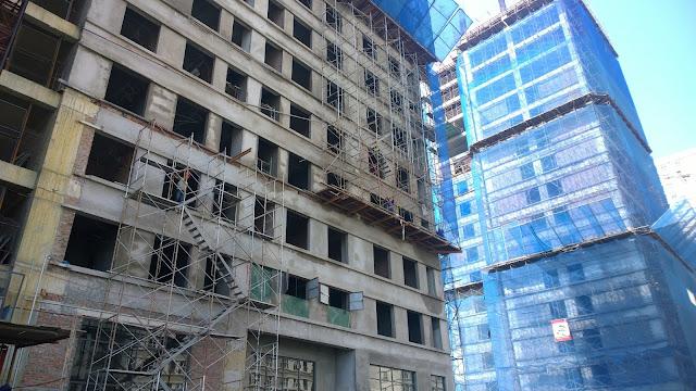 Tiến độ xây dựng chung cư Park View Residence