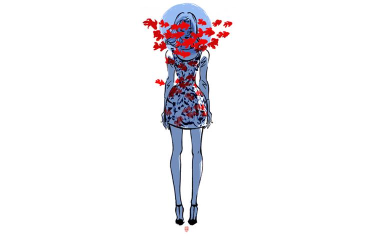 Audrey Bussi - illustrator