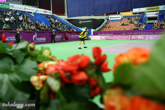 St. Petersburg Open 2008