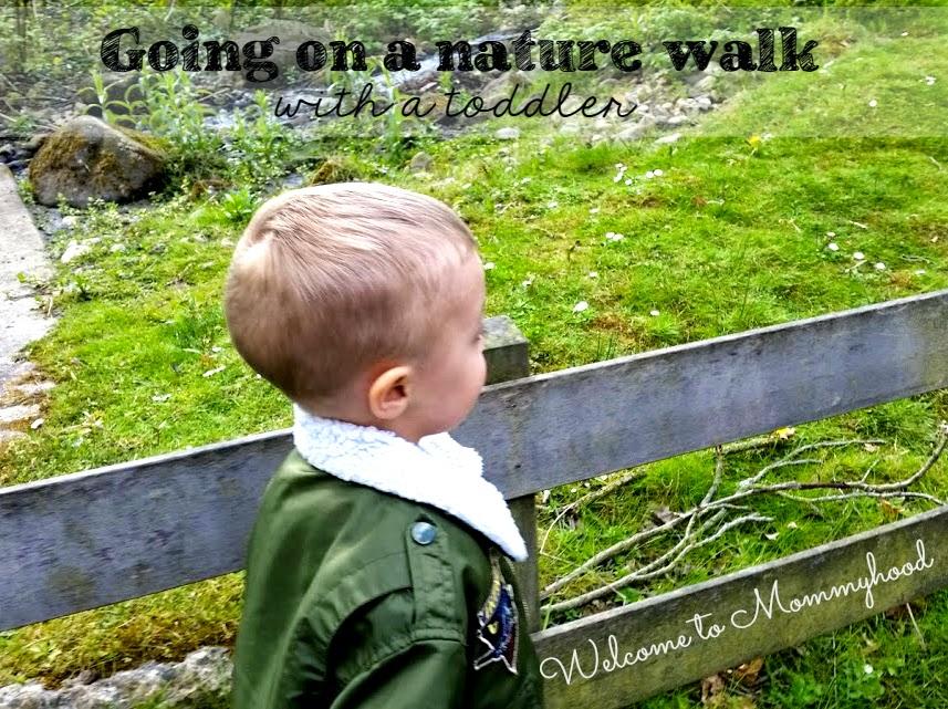 Nature walk tips by Welcome to Mommyhood #montessori, #toddleractivties, #outdoortoddleractivities