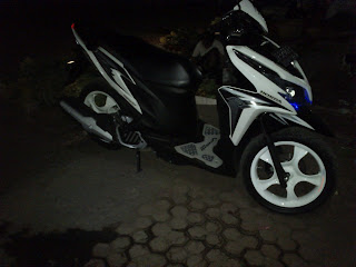 Modifikasi Vario Techno 125