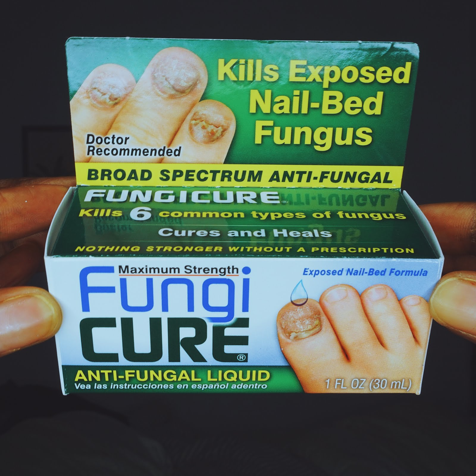 The Best Ways to Treat Acrylic Nail Fungus | SKIN FIRST DAILY ...