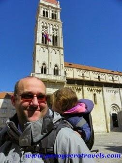Viajar a Croacia con bebé