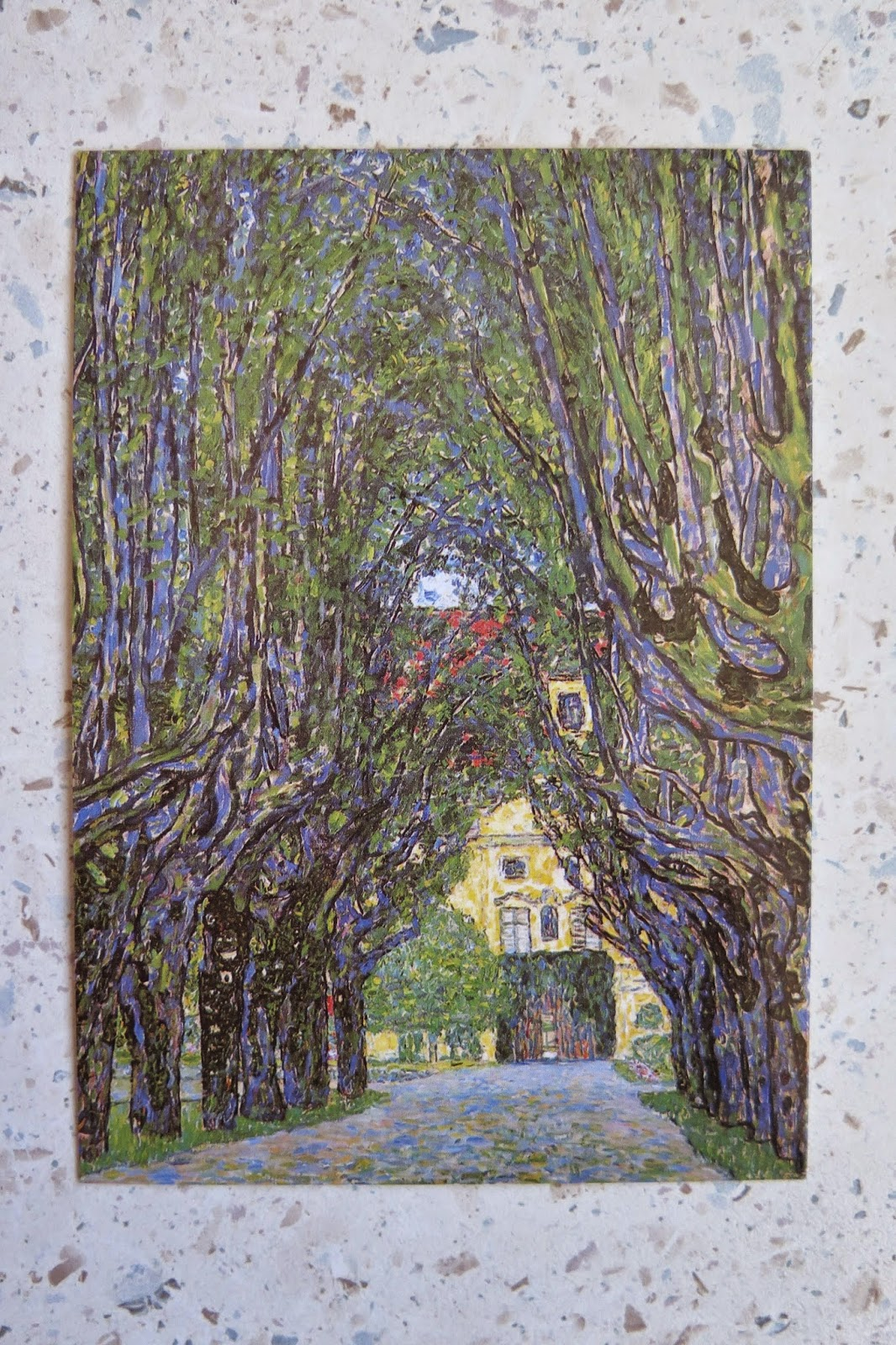 Набор из 30 открыток : Работы Винсента Ван Гога 92