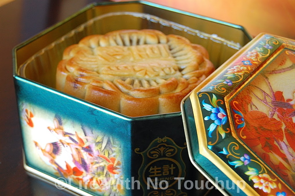 Chinese Moon Cakes Gift Idea