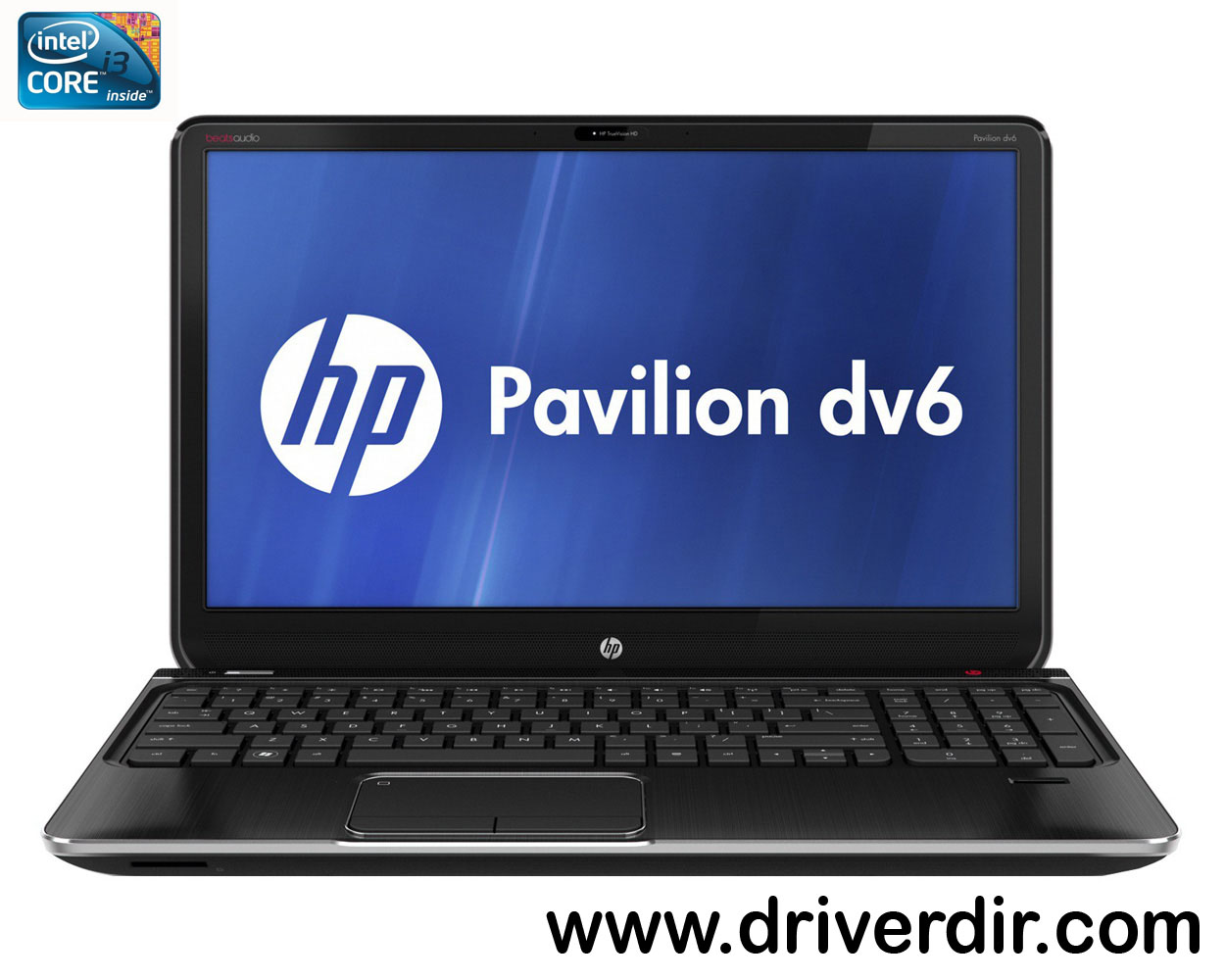 HP Pavilion dv6-6047cl Entertainment Notebook PC